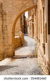 Old Mardin street Mardin/Turkey