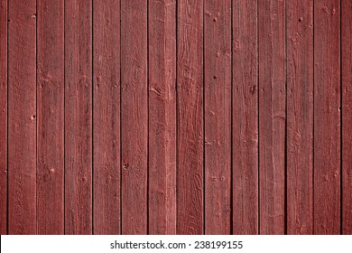 Old, marsala colored grunge wood panels used as background, Marsala color of the year