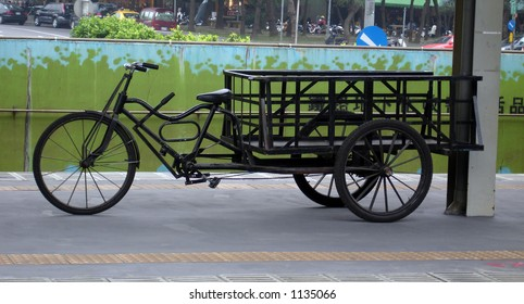 Old Metal Bike