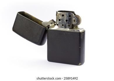Lesbian lovers zippo lighters