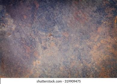 Old metal texture grunge background