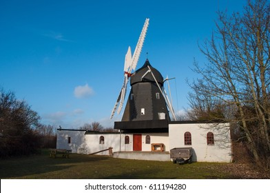 old mill in Aalborg Denmark