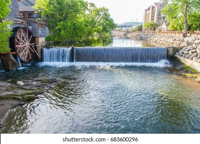 The Old Mill, is a historic gristmill in the U.S. city of Pigeon Forge,Tennessee.