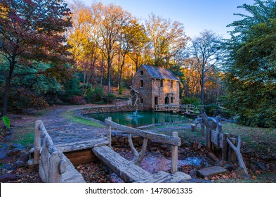 The Old Mill in Little Rock AR