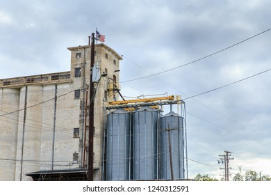 An old mill in New Braunfels, Texas