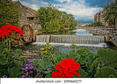 Old Mill Restaurant in Pigeon Forge, Tennessee