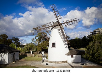 The Old Mill (Shentons Mill) is a restored tower mill located on Mill Point in South Perth, Western Australia.
