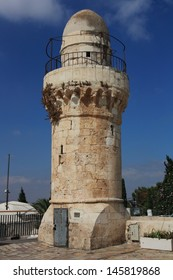 Old Minaret in Jerusalem