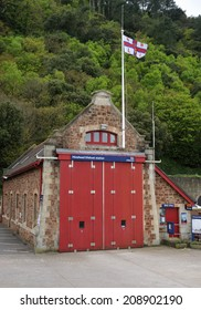 Old Minehead Lifeboat Station, Minehead Harbour, Somerset