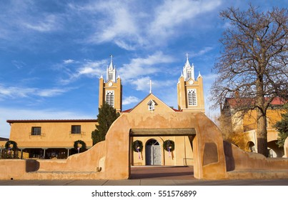 Old Mission Church, Albuquerque
