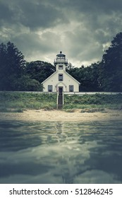 Old Mission Lighthouse Traverse City Michigan