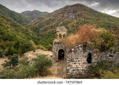 Old Monastery in Dashkesen, Azerbaijan