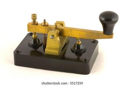 Old Morse Key