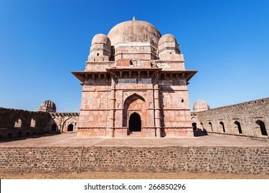 Old Mosque in Mandu, Madhya Pradesh, India