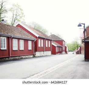Old Moss city of Norway, it is situated about 80 kilometres south of Oslo, being well kept in its original state