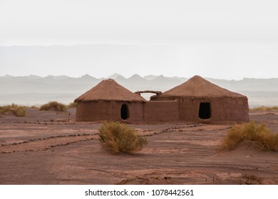 Old native houses