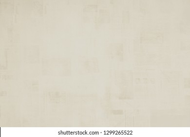 OLD NEWSPAPER BACKGROUND, BLANK PAPER TEXTUE, EMPTY CARD