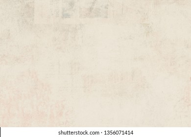 OLD NEWSPAPER BACKGROUND, BLANK PAPER TEXTURE, SPACE FOR TEXT, NEWSLETTER PATTERN