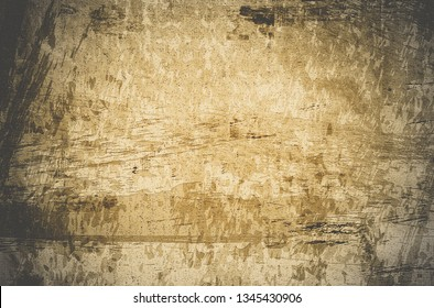 OLD NEWSPAPER BACKGROUND, DARK GRUNGE PAPER TEXTURE, SPACE FOR TEXT