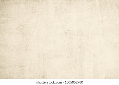 OLD NEWSPAPER BACKGROUND, GRUNGE AND CRUMPLED PAPER TEXTURE
