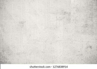 OLD NEWSPAPER BACKGROUND, GRUNGE PAPER TEXTURE, WALLPAPER, ROUGH DIRTY PATTERN, GREY DESIGN