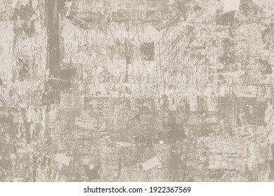 OLD NEWSPAPER BACKGROUND, SCRATCHED PAPER TEXTURE, DIRTY TEXTURED PATTERN, RAGGED DESIGN