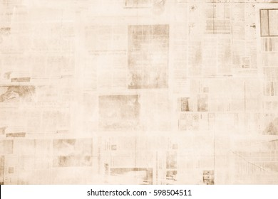 OLD NEWSPAPER BACKGROUND, SCRATCHED PAPER DESIGN