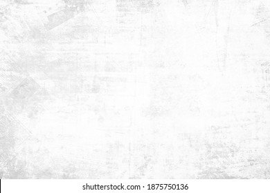 OLD NEWSPAPER BACKGROUND, WHITE GRUNGE PAPER TEXTURE, LIGHT SCRATCHED WALLPAPER PATTERN WITH SPACE FOR TEXT