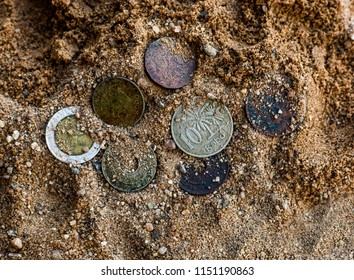 Old Nigerian Coin
