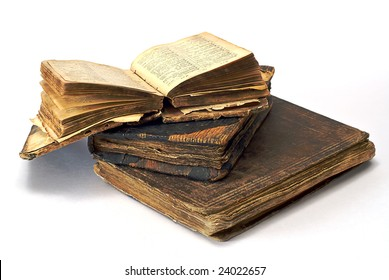 old open religious books family relic