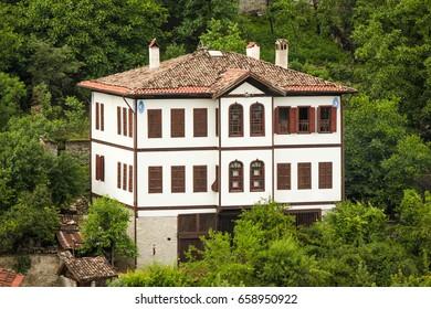 An old Ottoman mansion of Safranbolu, Karabuk