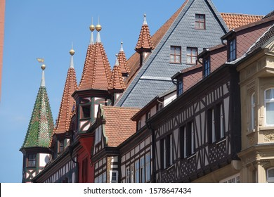 Old own hall in Fulda, Germany