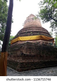The old pagoda in the Sukhothai era is located in Phitsanulok.