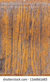 Old painted boards for use as a background.