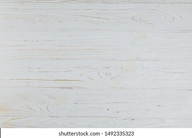 Old painted wooden board. Copy space