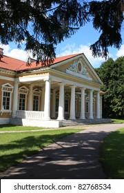 Old palace in Ukraine (village Sumchiki)