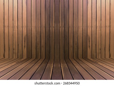 old panels wooden texture background.