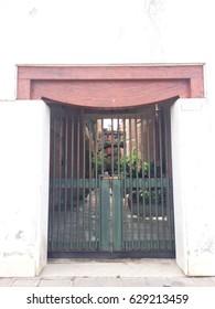 Old Panjim Architecture