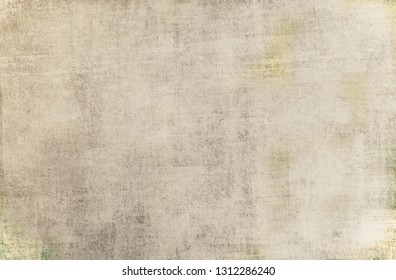 OLD PAPER BACKGROUND, GRUNGE NEWSPAPER TEXTURE, SPACE FOR TEXT
