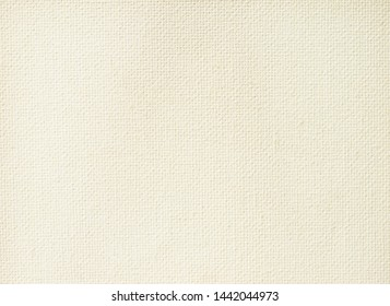 Old paper canvas texture background.