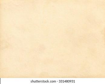 Old paper. Kraft background