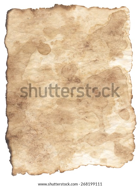 Old Paper Texture Stock Photo (Edit Now) 268199111