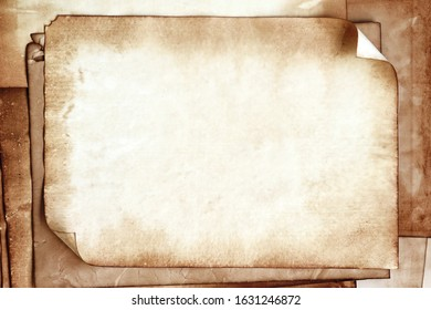 old paper texture for background