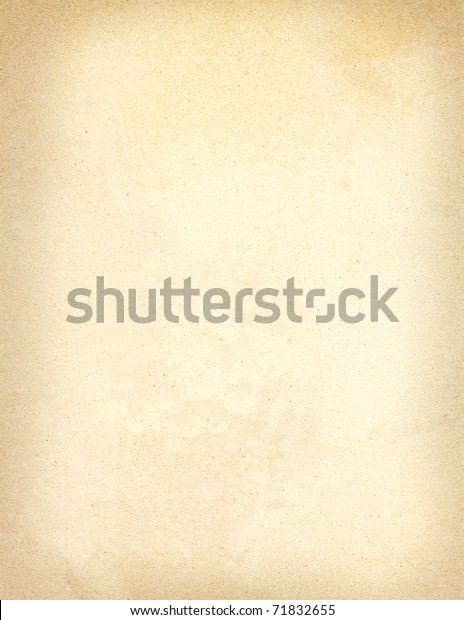 Old Paper Texture Background Stock Photo (Edit Now) 71832655
