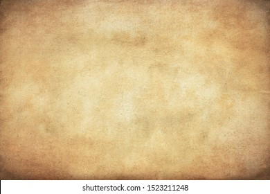 Old Paper texture on space for text or  or background for graphic projects