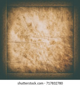 old parchment grunge background with space for text or image