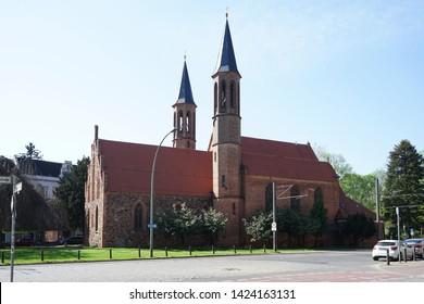 "Old Parish Church Pankow ""The Four Evangelists"""