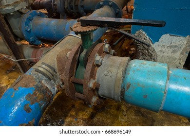 Old Piping System