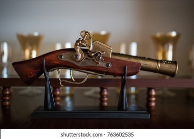 Old pistol one