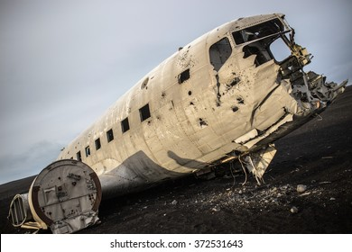 Old plane crash